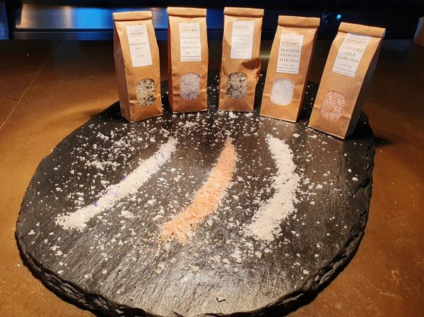 Nordmanns Gewürze und Salze